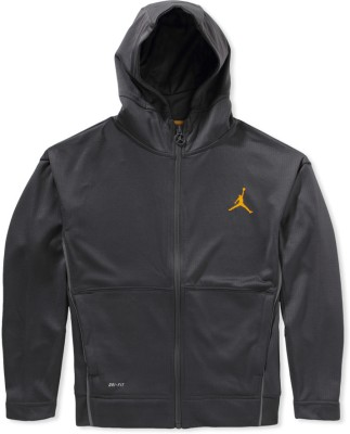Jordan Kids Full Sleeve Solid Boy's Sweatshirt