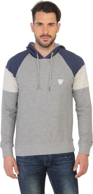 Being Human Clothing Full Sleeve Solid Men's Sweatshirt