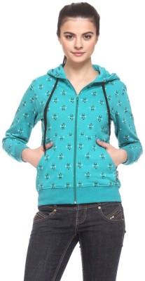 EX10SIVE Full Sleeve Printed Women's Sweatshirt