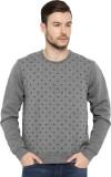 WROGN Full Sleeve Printed Men's Sweatshi...