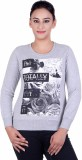 Kally Full Sleeve Printed Women's Sweats...