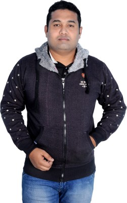 Krazzy Collection Full Sleeve Printed Men's Sweatshirt