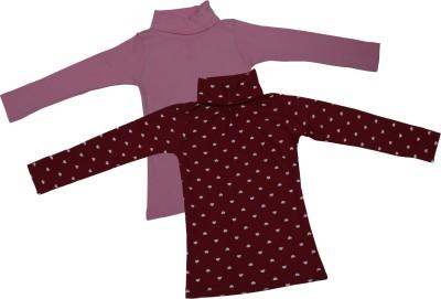 RUMAAZ Full Sleeve Printed Girl's Sweatshirt