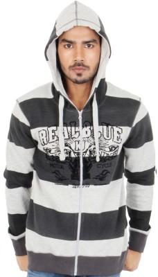 Killer Full Sleeve Striped Men's Sweatshirt