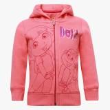 Dora Full Sleeve Printed Girls Sweatshir...