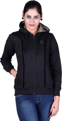 KAROZ Full Sleeve Solid Women's Sweatshirt