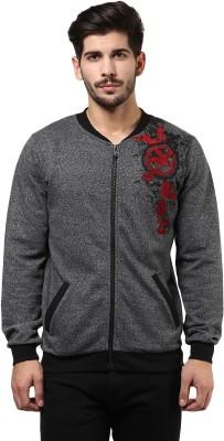 The Vanca Full Sleeve Solid Men's Sweatshirt