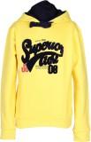 UFO Full Sleeve Solid Boys Sweatshirt