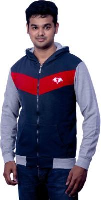 Vagga Full Sleeve Solid Men's Sweatshirt