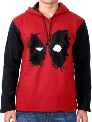 ComicSense Full Sleeve Printed Men,s, Women's Sweatshirt
