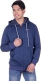 Melzo Full Sleeve Solid Men's Sweatshirt