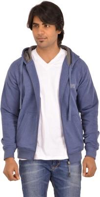 HIVER Full Sleeve Solid Women's Sweatshirt