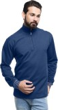 Addyvero Full Sleeve Solid Men's Sweatsh...