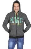 MACPI Full Sleeve Solid Men's Sweatshirt