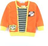 Pihu Kids World Full Sleeve Printed Baby...