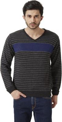 Peter England Full Sleeve Self Design Men's Sweatshirt
