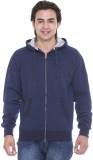 Cee-For Full Sleeve Solid Men's Sweatshi...
