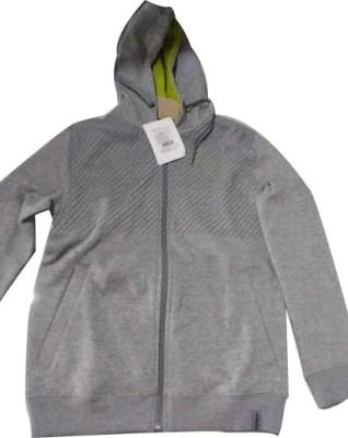 Reebok Full Sleeve Striped Boy's Sweatshirt