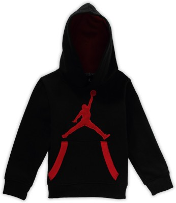 Jordan Kids Full Sleeve Printed Boy's Sweatshirt