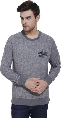 Slub By INMARK Full Sleeve Solid Men's Sweatshirt