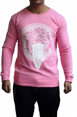 FugazeeLifestyle Full Sleeve Graphic Print Men's Sweatshirt