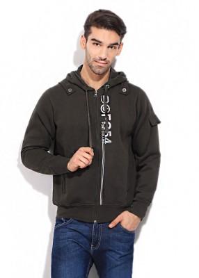 Fort Collins Full Sleeve Solid Men's Sweatshirt