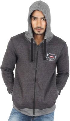 Killer Full Sleeve Solid Men's Sweatshirt