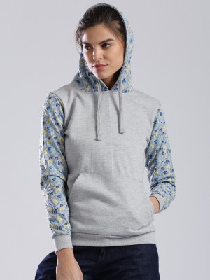 Dressberry Full Sleeve Self Design Women's Sweatshirt