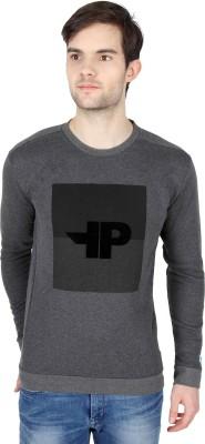 Threads & Pals Printed Men's Round Neck T-Shirt