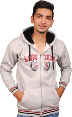 Ganpati Textiles Full Sleeve Solid Men,s Sweatshirt