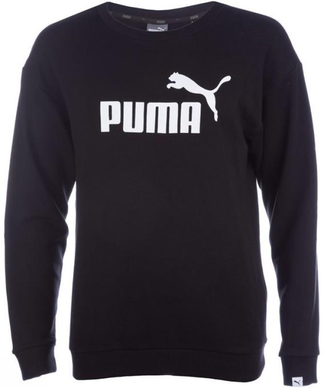 Puma Full Sleeve Solid Women's Sweatshirt