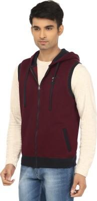 Numero Uno Sleeveless Solid Men's Sweatshirt