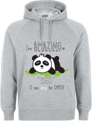 Gabi Full Sleeve Graphic Print Men's Sweatshirt
