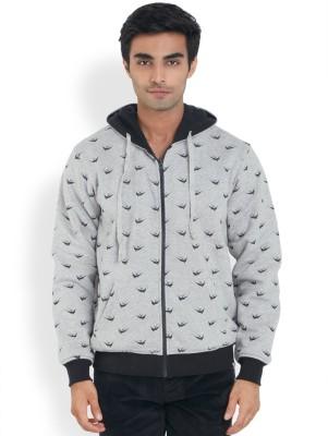 Parx Full Sleeve Printed Men's Sweatshirt