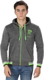 Super Full Sleeve Solid Men's Sweatshirt