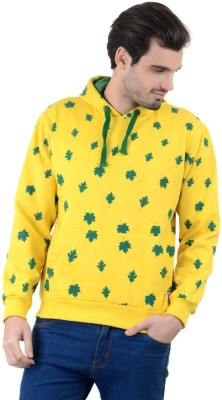 Enquotism Full Sleeve Printed Men's Sweatshirt