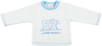 Tillu Pillu Full Sleeve Self Design Baby Boys Sweatshirt