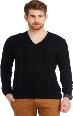 SPAWN Full Sleeve Self Design Men's Sweatshirt