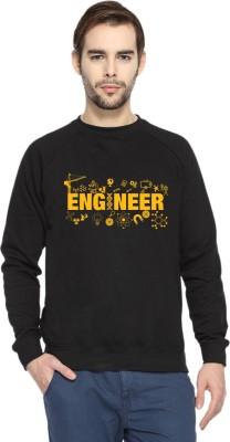 ADRO Full Sleeve Printed Men's Sweatshirt