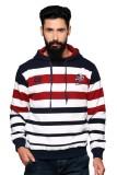 Nucode Full Sleeve Striped Men's Sweatsh...