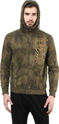 PUNK Full Sleeve Printed Men,s Sweatshirt