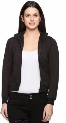 Gunni By Fasnoya Full Sleeve Self Design Women's Sweatshirt