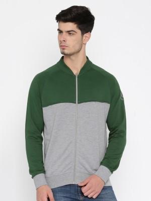 Roadster Full Sleeve Solid Mens Sweatshirt