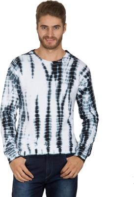 Hypernation Full Sleeve Printed Men,s Sweatshirt