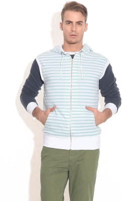 Ebry Sleeveless Striped Men's Sweatshirt