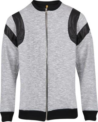 INSTAFAB Full Sleeve Solid Boys Sweatshirt