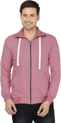 Ruse Full Sleeve Solid Men's Sweatshirt