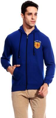Brohood Full Sleeve Solid Men's Sweatshirt