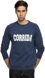 Corrida Full Sleeve Printed Men's Sweats...