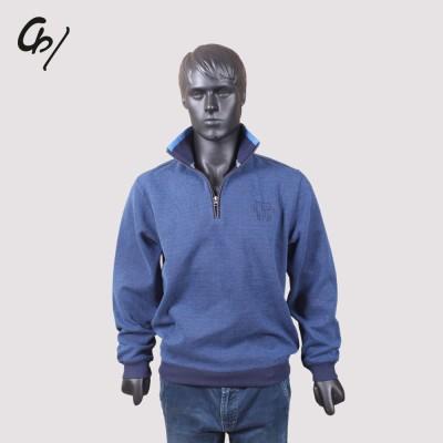 Cotton & Blends Full Sleeve Solid Men's Sweatshirt